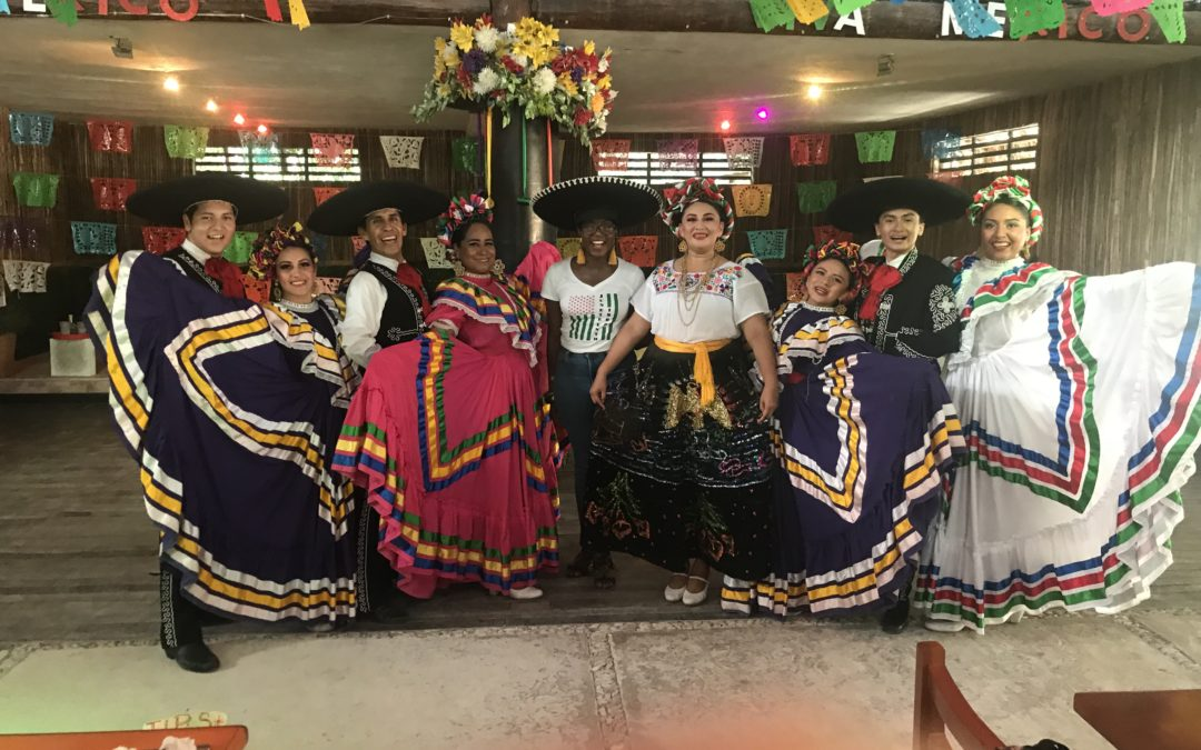 Dréa visits Mexico!